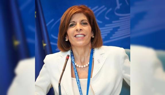 Maria Kiriakidu, AKPM Başkanı