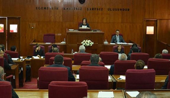 Meclis tasarı ve önerileri görüştü