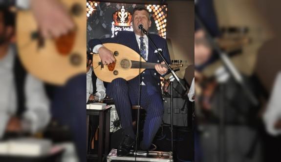 Metin Şentürk'ten müzik ziyafeti
