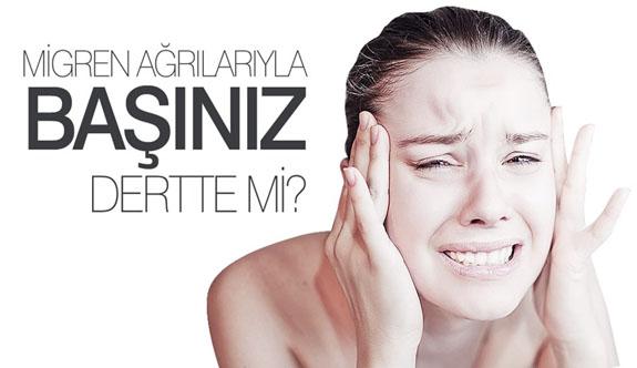 Migren ağrılarından korunmanın 10 formülü
