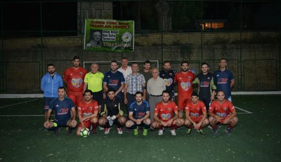 Omaç Başat Turnuvası'nda gollü başlangıç