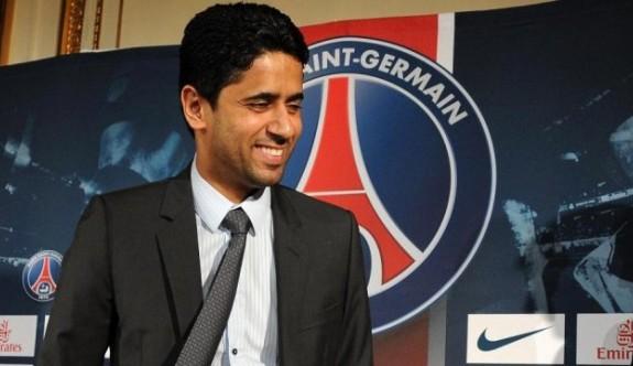 PSG Başkanı Al Khelaifi'ye rüşvet şoku