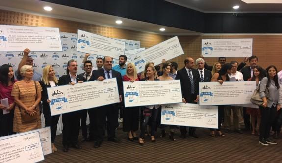 Stelios Vakfı'ndan İşbirliğine 750 bin Euro