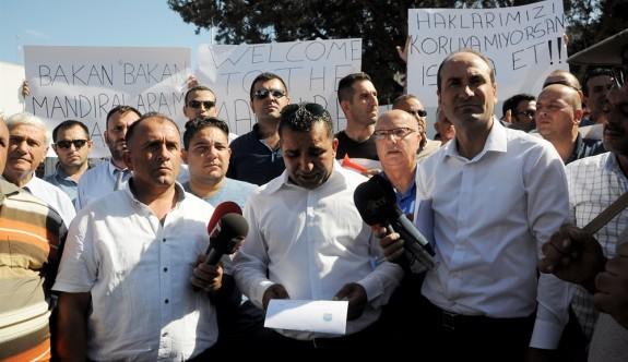 Taksiciler, turistik T izinlerinin durdurulmasını isitiyor
