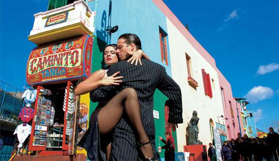 Tangonun Ana Vatanı Arjantin