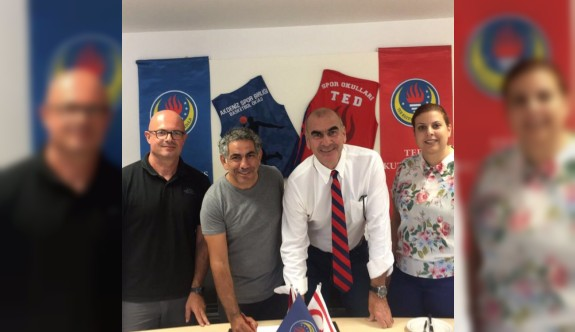 TED ve Akdeniz Spor Birliği arasında örnek işbirliği