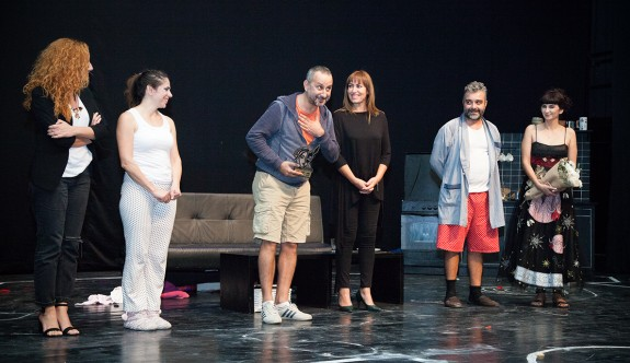 Tiyatro Festivali'nde muhteşem final