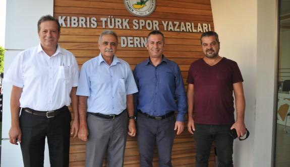 TKP Yeni Güçler, KTSYD'yi ziyaret etti