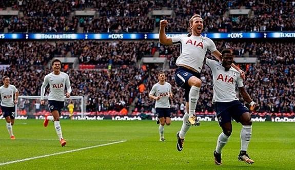 Tottenham, Liverpool'u parçaladı