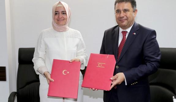 """""""Türkiye'nin başarısı KKTC'nin başarısıdır"""""""
