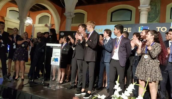 Uluslararası Final Üniversitesi'ne Eurodip'den birincilik