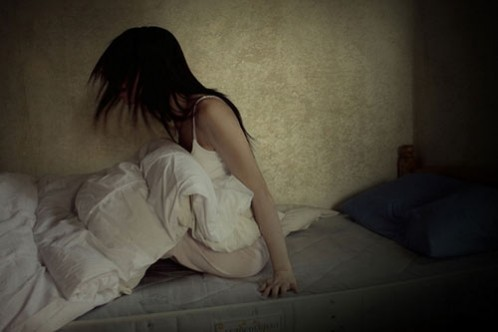 Uykuda neden karabasan çöker?