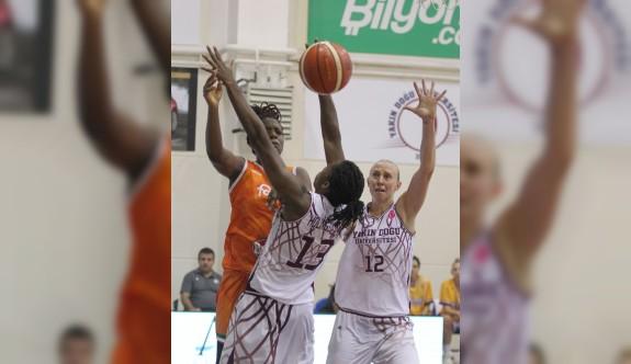 YDÜ'nün rakibi Çukurova Basketbol