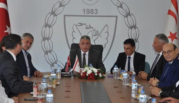 Yeni cezaevi Minareliköy'e inşaa ediliyor
