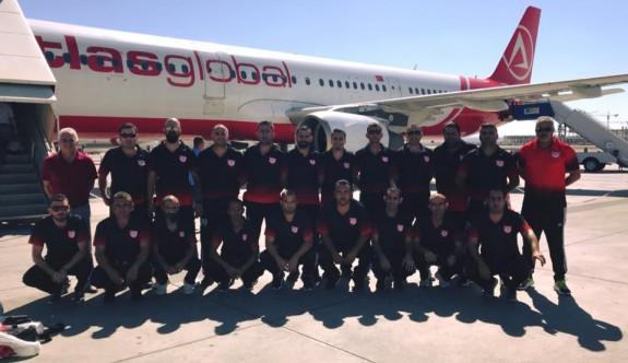 Yıldırım Masterleri, Kapadokya'da