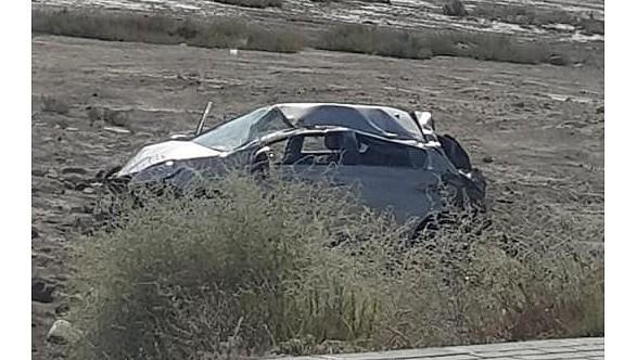 Yine kiralık araç yine kaza