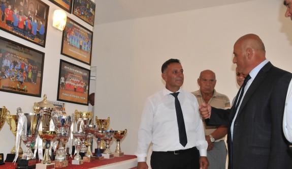 Yükseliş Hentbol İhtisas Kulübü tesisleri hizmete açıldı