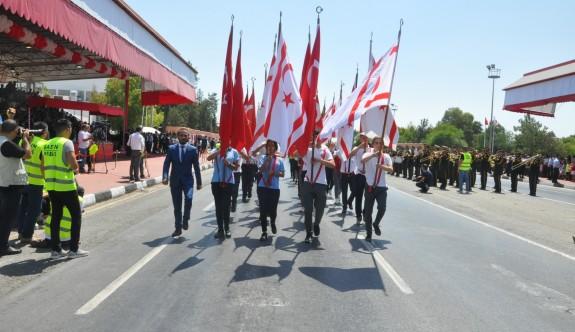 15 Kasım Cumhuriyet Bayramı kutlamaları bugün başladı