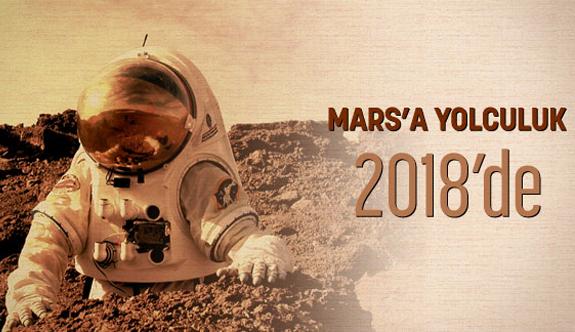 2.5 milyon kişi Mars yolculuğu için rezervasyon yaptı