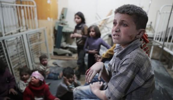 50 Milyon Çocuk göç ediyor