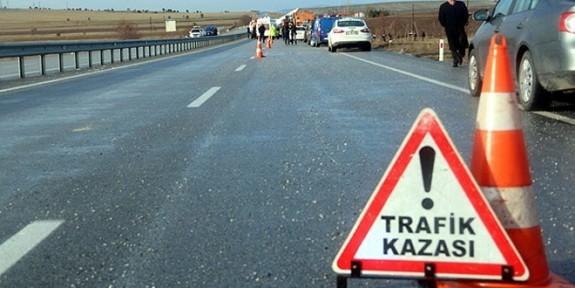 66 Trafik Kazasında 29 Yaralı