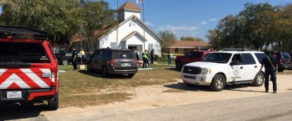 ABD'de kiliseye silahlı saldırı: 27 ölü, 24 yaralı