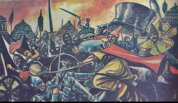 Aşçıların Kepçeleriyle Seyrini Değiştirdiği Savaş: Haçova Meydan Savaşı