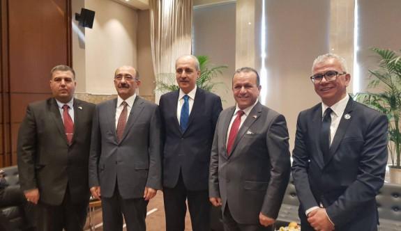 Ataoğlu, Ankara'da Turizm Şurası'na katıldı