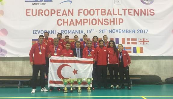 Avrupa Şampiyonası'nda tarihi başarı