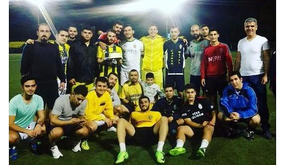 Aydınköy'de hedef şampiyonluk