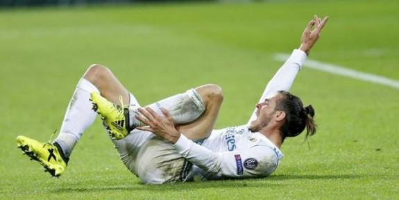 Bale yine sakatlandı