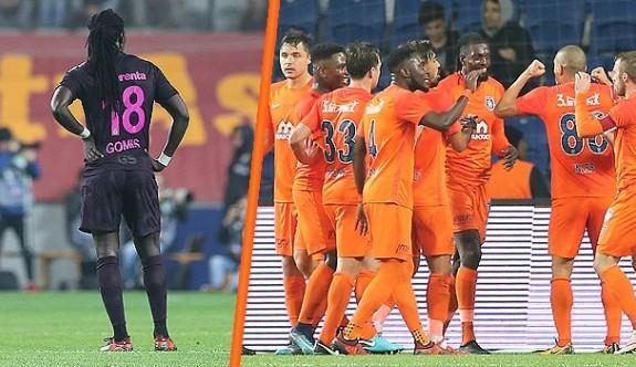 Başakşehir, Galatasaray'ı dağıttı