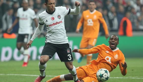 Beşiktaş üst turda
