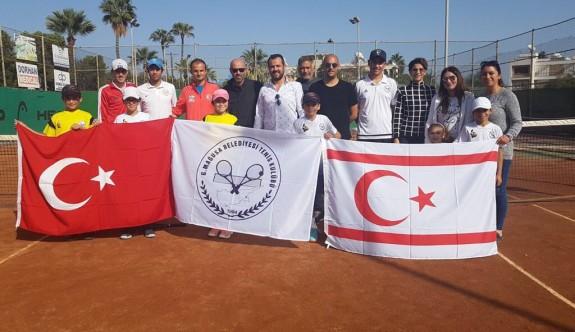 Binay, ülke tenisinin gelişimi için çalışma başlattı
