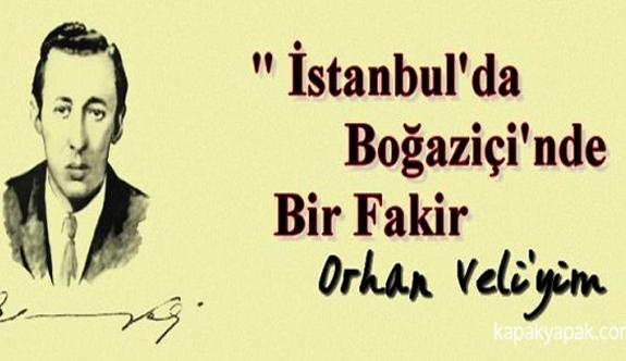 Bir garip Orhan Veli