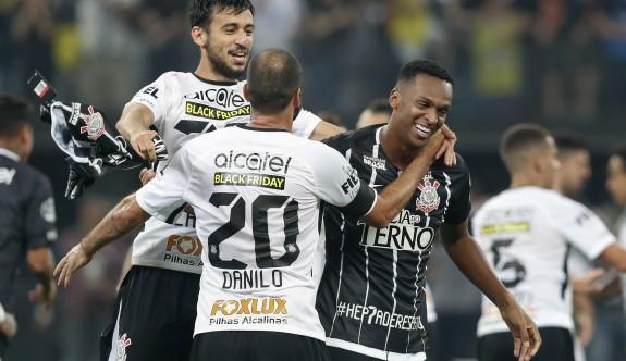 Brezilya'da şampiyon Corinthians