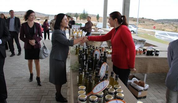 Cittaslow Mehmetçik Market hizmette