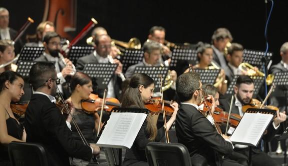 "CSO'dan Lefke'de ""Sonbahar Konseri"