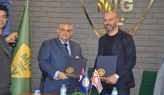 DAÜ ile MTG arasında önemli işbirliği