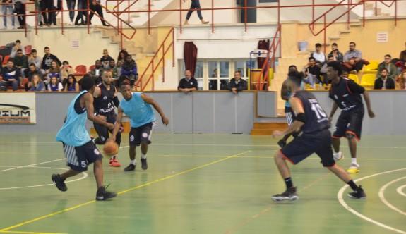 DAÜ'de basketbol heyecanı başladı