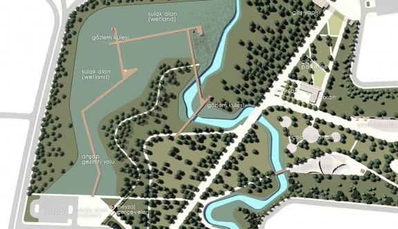 Defteralı adına park inşa edilecek