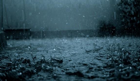En çok yağış Ercan ve Serdarlı bölgesinde