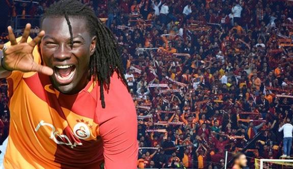 Galatasaray bir ilki başardı
