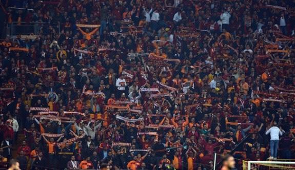 Galatasaray taraftarda da lider