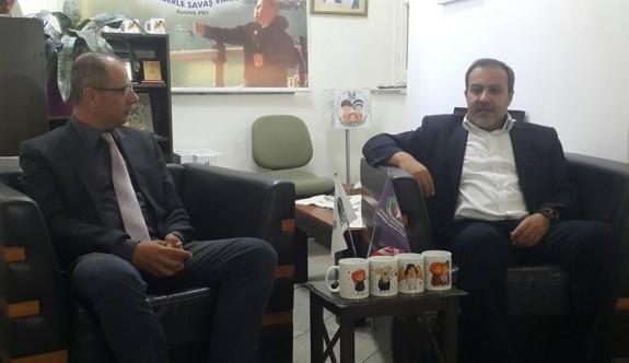 Gazeteciler Birliği'nden, Kemal Saraçoğlu Lösemili Çocuklar Kanserle Savaş Vakfı destek