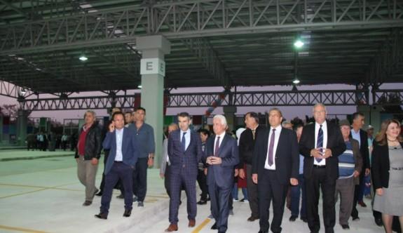 Gazimağusa Belediyesi, Perşembe Pazarı hizmete açıldı