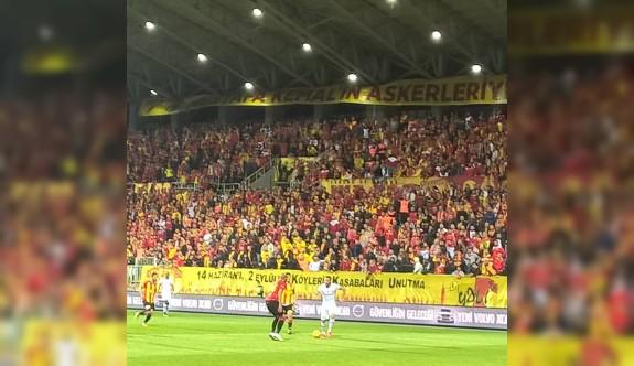 Göztepe-Beşiktaş karşılaşmasından izlenimler