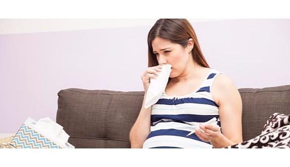 Grip, anne karnındaki bebeği de etkiliyor