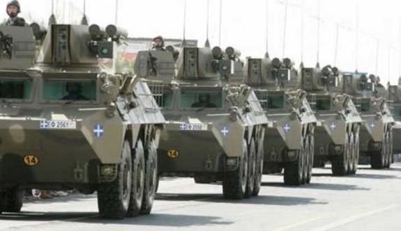 Güney'in savunma bütçesi 352 milyon Euro