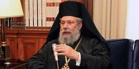 II. Hrisostomos'tan iki ayrı devletli çözüm önerisi